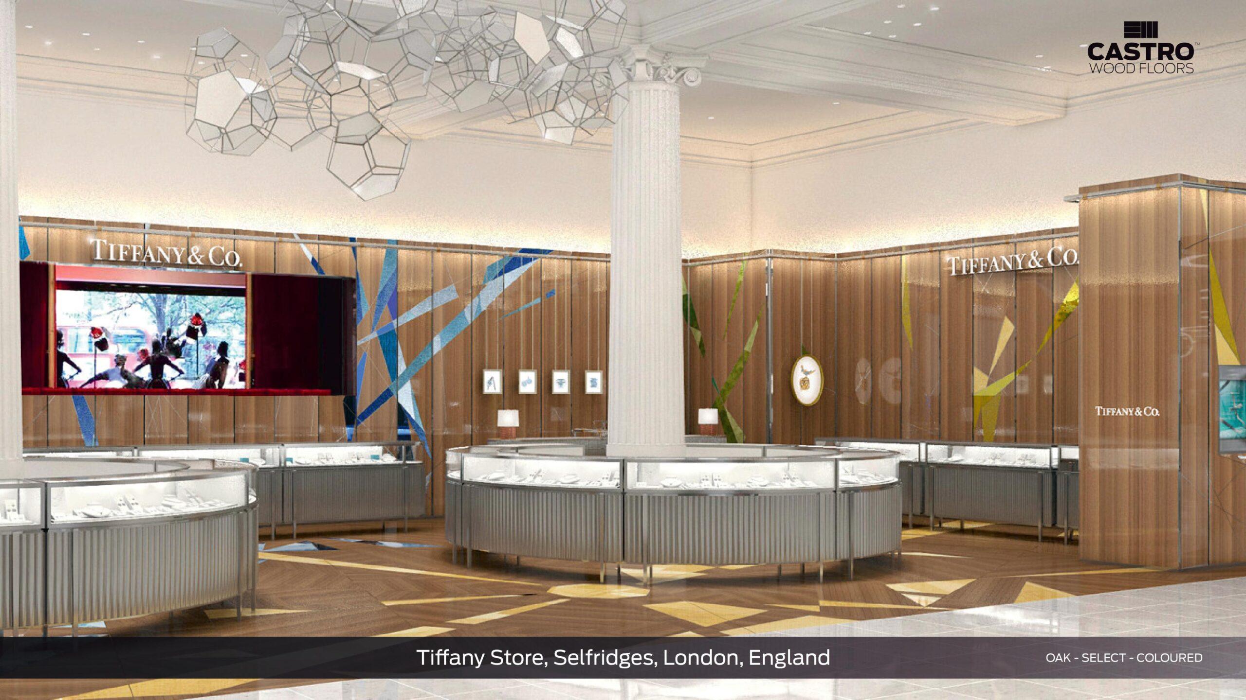 Tiffany Stores