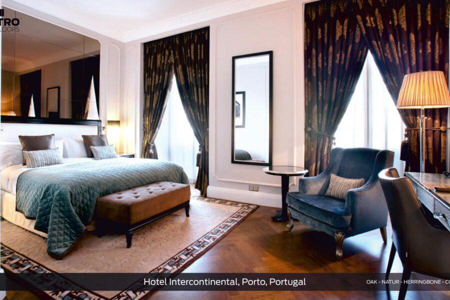 Hotel Intercontinental, Porto, Portugal